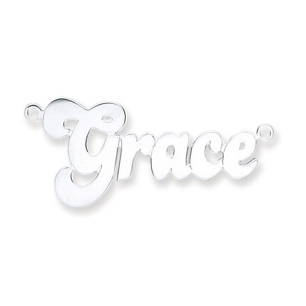 Sterling Silver Nameplates