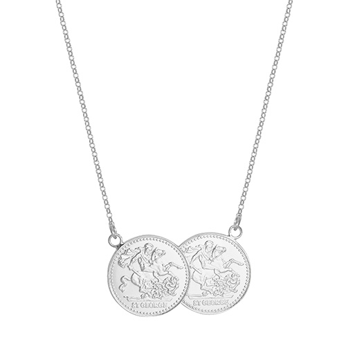Sterling Silver Pendant & Chain