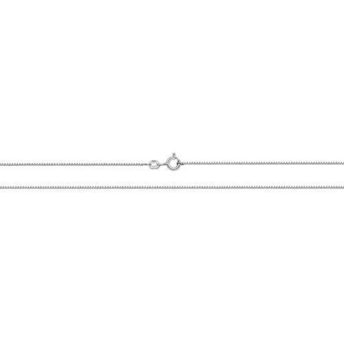 Silver Box Link Chain