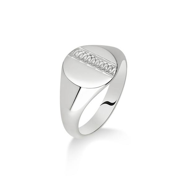 argentina fancy ring design signet ring