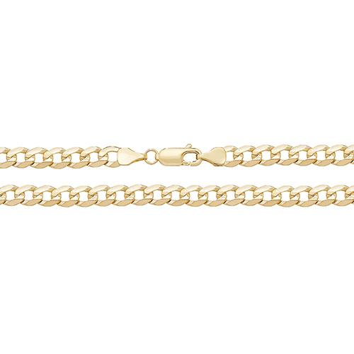 9 carat yellow gold bracelet