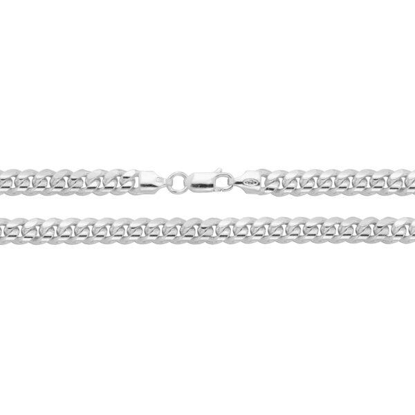 sterling silver cuban curb chain