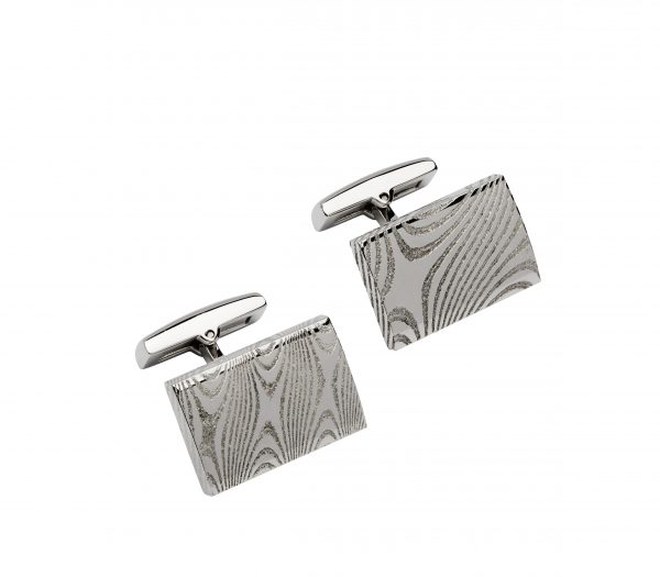 steel cufflinks