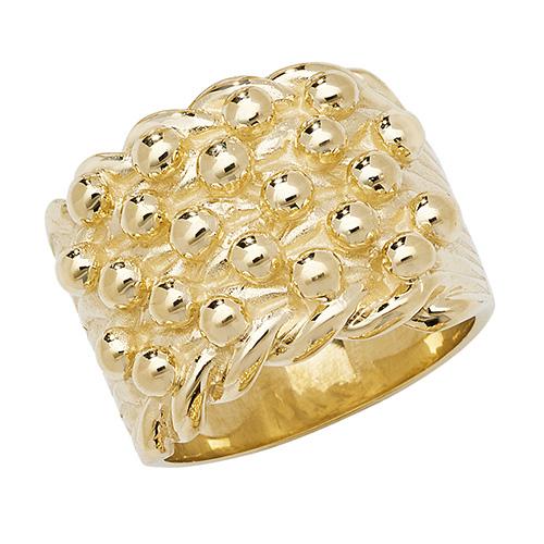 heavy keeper ring